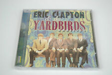Eric Clapton & the Yardbirds Rarities CD - Factory Sealed - Laserlight July 1998