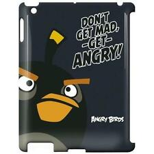 Genuine Angry Birds Case Cover For iPad 2 iPad 3 iPad 4 BLACK BIRD NEW