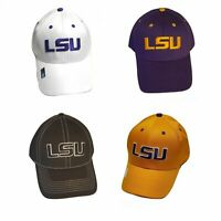 LSU Tigers MVP Hat Adjustable Structured Cap