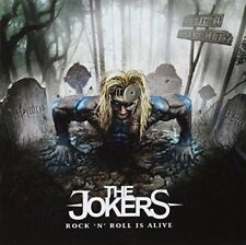 The Jokers - Rock N Roll Is Alive (NEW CD)