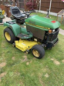 John Deere 455 Diesel Ride On Mower, Garden Tractor ,lawnMower
