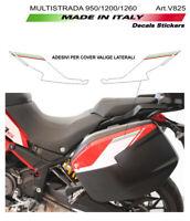 Adesivi per cover valigie laterali - Ducati Multistrada 950 / 1200 / 1260
