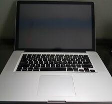 "Apple MacBook Pro A1286 15.4"" Laptop - MD104LL/A (June, 2012)"