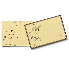 24 Fall Theme Novelty Tags Wedding Event Favor Decoration