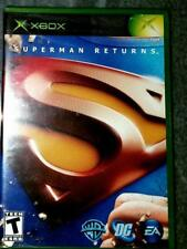 SUPERMAN RETURNS XBOX MASTER YOUR SUPERPOWERS TO SAVE METROPOLIS SEALED NEW