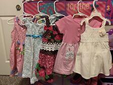 Girls Toddler Dress Bundle