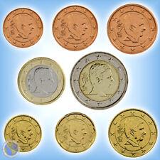 """KMS Kursmünzensatz BELGIEN 2016 """" 1 Cent - 2 Euro Kursmünzen """" 3,88 Euro lose"""
