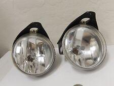Mopar 04805391AC Fog Light -- lot of 2 -- 2001 to 2006 Sebring Stratus