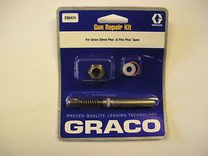 Graco Silve Plus Gun Repair Kit 235474 235-474