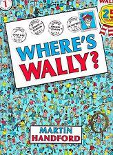 Where's Wally?  -  Book 1 - Martin Handford