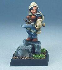 Bailey Dwarf Reaper Miniatures Dark Heaven Legends Gnome Halfling Fighter Melee