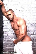 2013 Calendar Firefighter Model Actor Athlete Mr. Inc