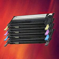 4 Toner for Samsung CLP-310 CLP-315 CLX-3170 CLX-3175FW