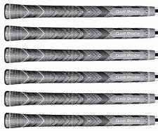 6) MCC New Decade Plus4 MultiCompound Grey Standard Size Golf Pride Grip