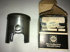1977 Ski Doo OEM Piston Part# 420993416 NOS With RIngs for ELAN & CITATION Sleds