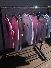 Bundle Of Girls Clothes Size Age 4-5 Years, Leggings, Tops & Jumper