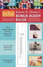FAST2CUT BONUS BUDDY RULER-BONNIE HUNTER~20392