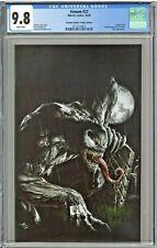 Venom #27 CGC 9.8 Scorpion Comics Edition Virgin 1st Codex Dell'Otto Cover 700