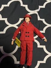 "Dick Tracy Big Boy Plush Action Figure 1990 Applause Al Pacino 10"" doll Nwt"