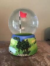 Golf Globe Game - Water Globe hole in one Challenge hand assembled.