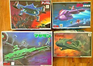 BANDAI Mecha Collection Mobile Suit Gundam Model Kits (Lot 2)