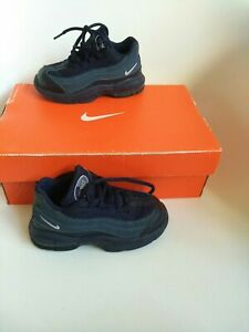 Nike Air Max 95 infant boys trainers  Size 8.5 eu 26 kids