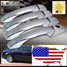 US For Chrysler 300 300C Sebring Dodge Magnum Avenger Chrome Door Handle Cover