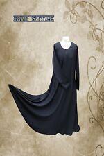 Umbrella *NIDA* Quality Abaya Black Hijab Kaftan Muslima Jalabiya Islamicdress