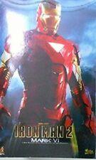 New Hot Toys Movie Masterpiece IRON MAN Mark VI 1/6 Scale