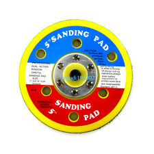 5 Inch Car Tray Disc Sanding Pad Polishing Pad Polishing Chassis Grinding New