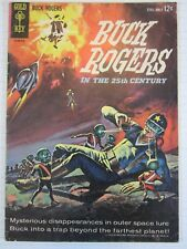 Buck Rogers #1 in VG+ Condition. (Gold Key comics, 1964 series)