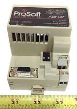 PROSOFT PROFIBUS FLEX I/O 18-31VDC ADAPTER MODULE 3170-PDP