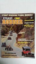 December 1972 Street Rodder Magazine hot rod 1930 ford model A 1932 1939 1940 23