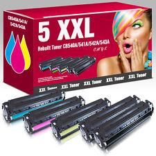 5 Tonerkartuschen für HP Color LaserJet CM 1312 NFI MFP