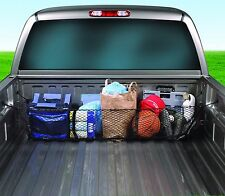 Pickup Truck Bed SUV Cargo Storage Organizer Net Groceries Tools Sports Van New