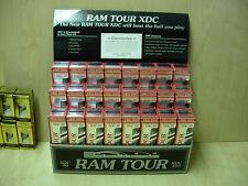 = NOS Ram Golf RAM TOUR XDC 90 Golf Balls - 12 Balls