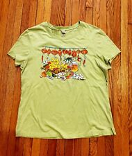 Jimmy Buffet The Year Of Still Here Tour 2008 Shirt Ladies Slim Fit Xl