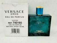 VERSACE EROS EDP 3.4 OZ / 100 ML FOR MEN WITH CAP (BRAND NEW TESTER)