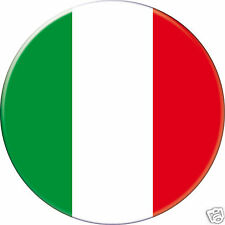 ITALY ITALIE Ø38MM PIN BADGE BUTTON