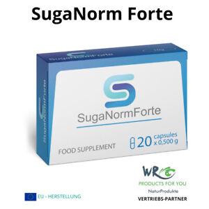 SugaNorm Forte ⭐Suganorm FORTE⭐ SugaNorn ⭐ Das Original  ⭐Blitzversand⭐