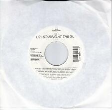 U2  Staring At The Sun / North And South Of The River  45 from 1997