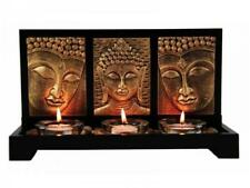 Wooden Tea Light Candle Holders & Accessories Sets