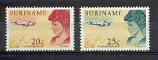 Suriname - 1967 - NVPH 477-78 (Vliegtuigen) - Postfris