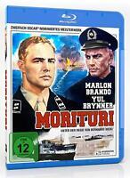 Morituri [1965] [Blu-ray/NEU/OVP] Marlon Brando, Yul Brynner, Janet Margolin, Tr