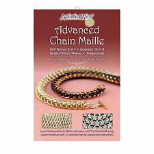 Artistic Wire 'Advanced Chain Maille' - Technique Booklet New