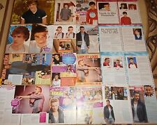 ONE DIRECTION LIAM PAYNE - Magazine poster & clippings BIG collection