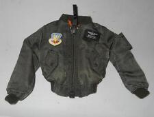 1/6 Scale female US Air FOrce Pilot Jacket - callsign BURNER  loose