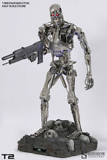 SIDESHOW HCG T-800 TERMINATOR ENDOSKELETON 1:2 SCALE REPLICA STATUE FIGURE BUST