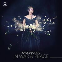 JOYCE DIDONATO - IN WAR AND PEACE - HARMONY THROUGH MUSIC - CD NEU