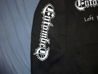Entombed Zip Jacket Death Metal At The Gates XL